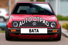 Auto otpad Bata