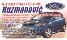 Auto otpad i servis Kuzmanovic