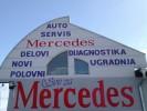 Auto servis Mercedes