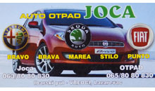 FIAT Auto otpad Joca